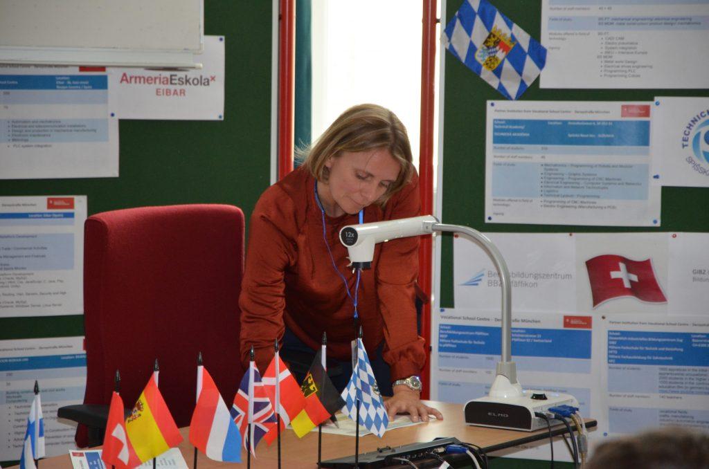Berufsschule für Fertigungstechnik München - Christina Murphy