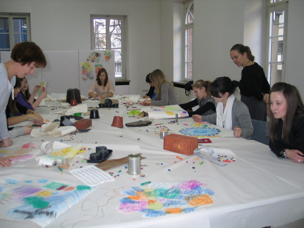 Mädchentag - Berufliches Schulzentrum an der Deroystraße